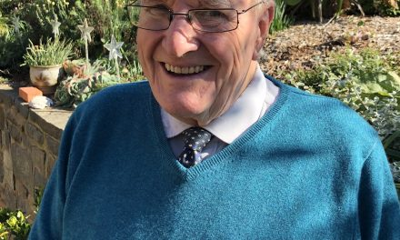 Alfred McCarthy awarded OAM 'for service to the community'