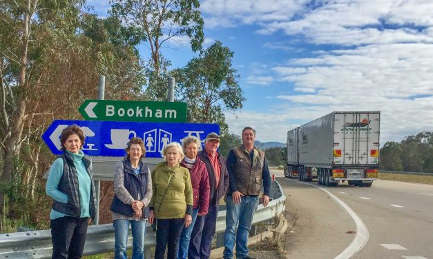 Bookham residents welcome revised plans for HWY intersection