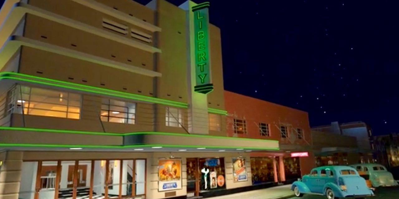 Liberty Theatre Back To The Future