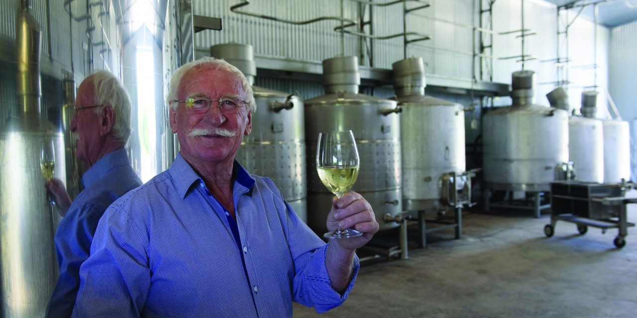 Record sales after dreadful season for Yass Valley's wine sector