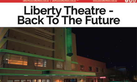 Read All About The Liberty Theatre In Print  In Our July 15 Edition