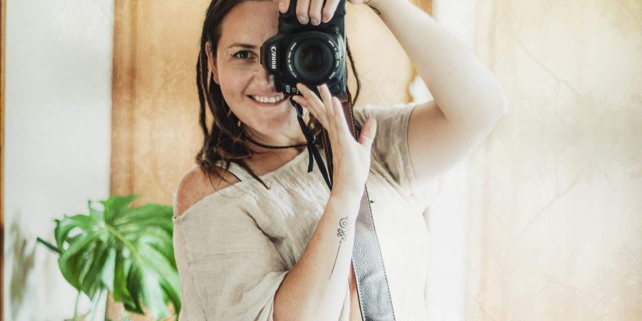 Behind the camera magic with Megan Cassidy