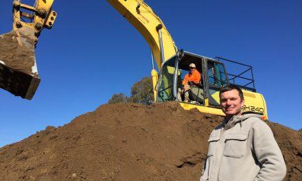 Quiet achiever builds new communities in Yass Valley