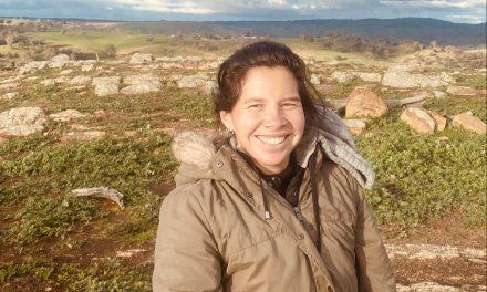 Merriman selected for Future Women Rural Scholarship