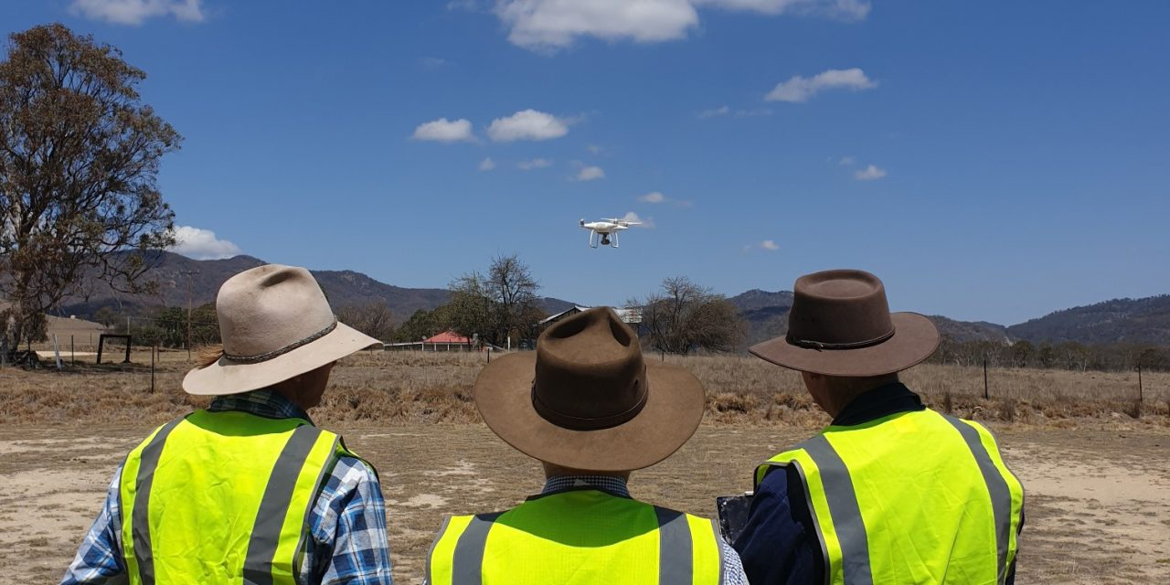For safety's sake – local farmers learn to fly