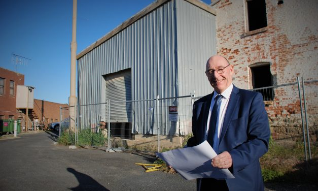 Council pushes ahead with Civic Precinct Plan