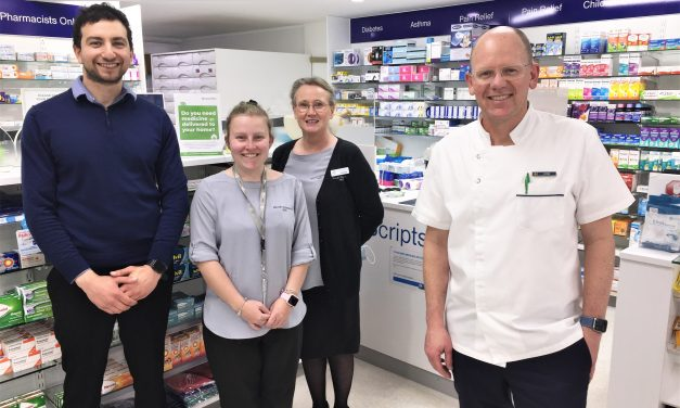 Electronic prescriptions on the way – great service here to stay