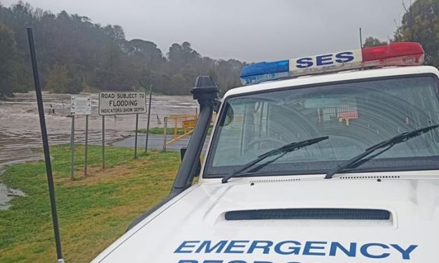 Storm warning for today – Yass SES are ready for Storm Season, are you?