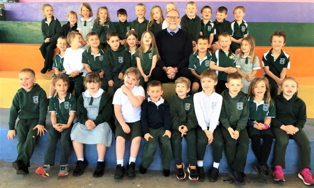 Berinba to farewell principal after just one year – eighty other schools will benefit