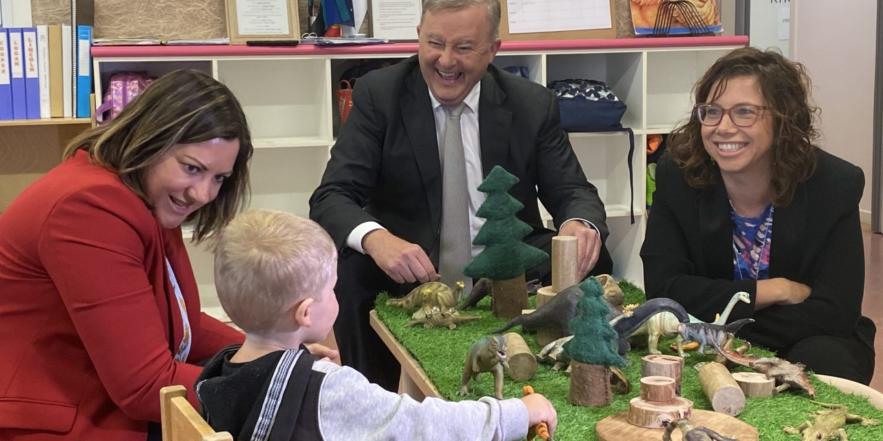Labor announces childcare 'gamechanger' in Yass