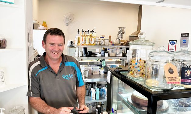 Community rallies around businesses and a man is charged over triple break-ins