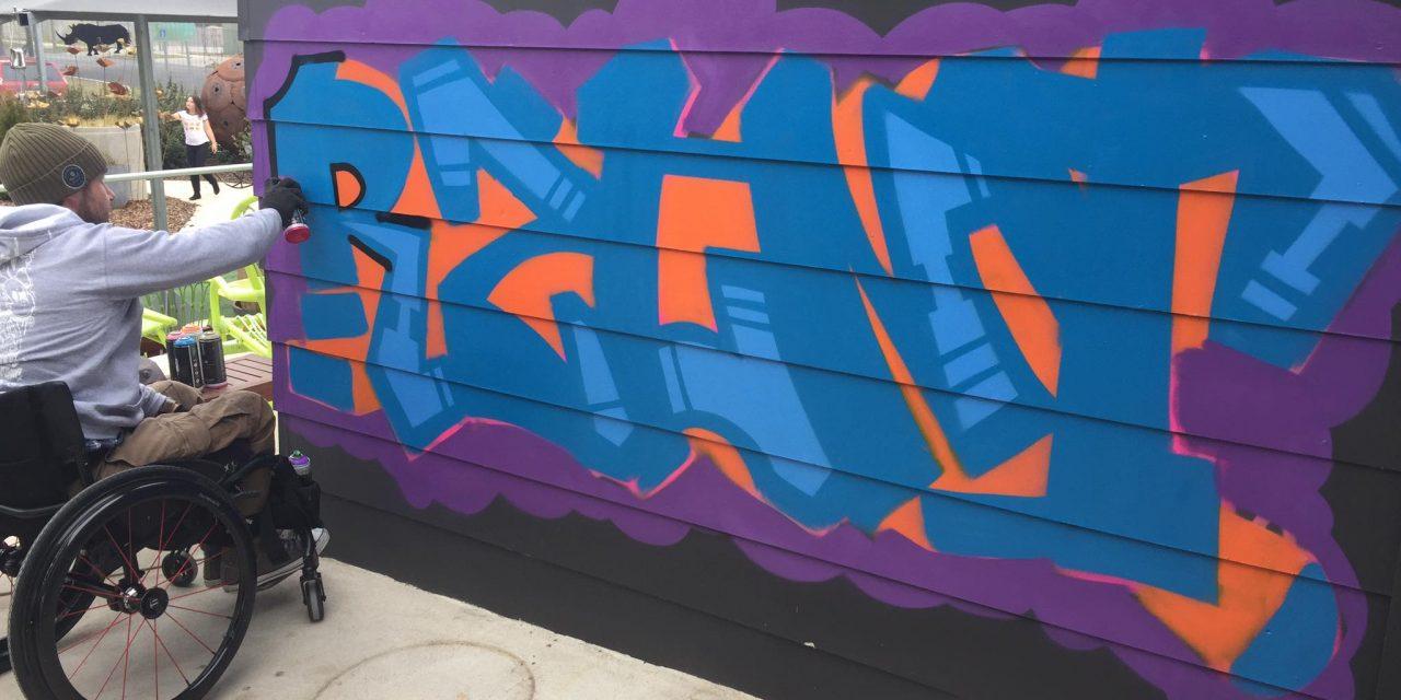 Free to spray – Graffiti art wall idea goes before Yass Valley Council tonight