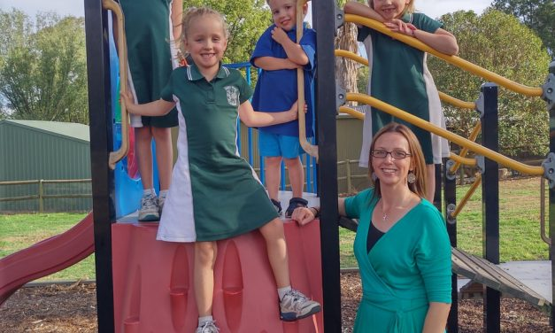 Wendy Tuckerman claims budget wins for electorate including Murrumbateman School