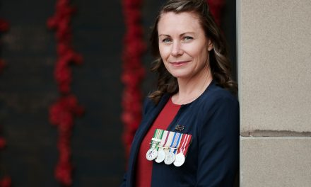 Iraq veteran calls on defence force families to join Yass Yoga Veteran Health Week event