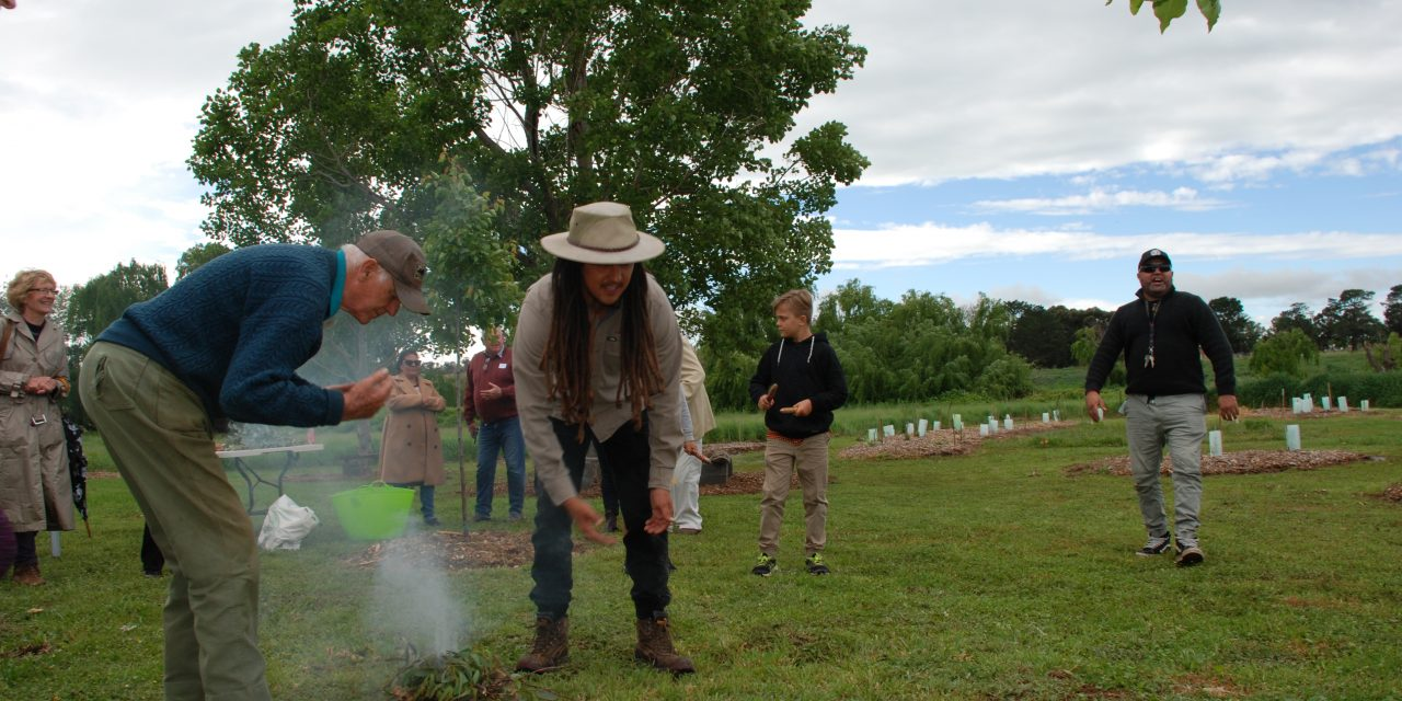 Community Garden 'Together' triumph