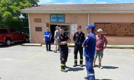 Emergency Services support International Men's Day