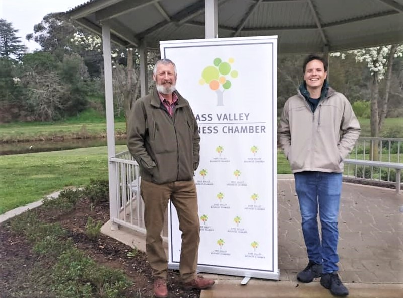 New President for 2021 – Yass Valley Business Chamber