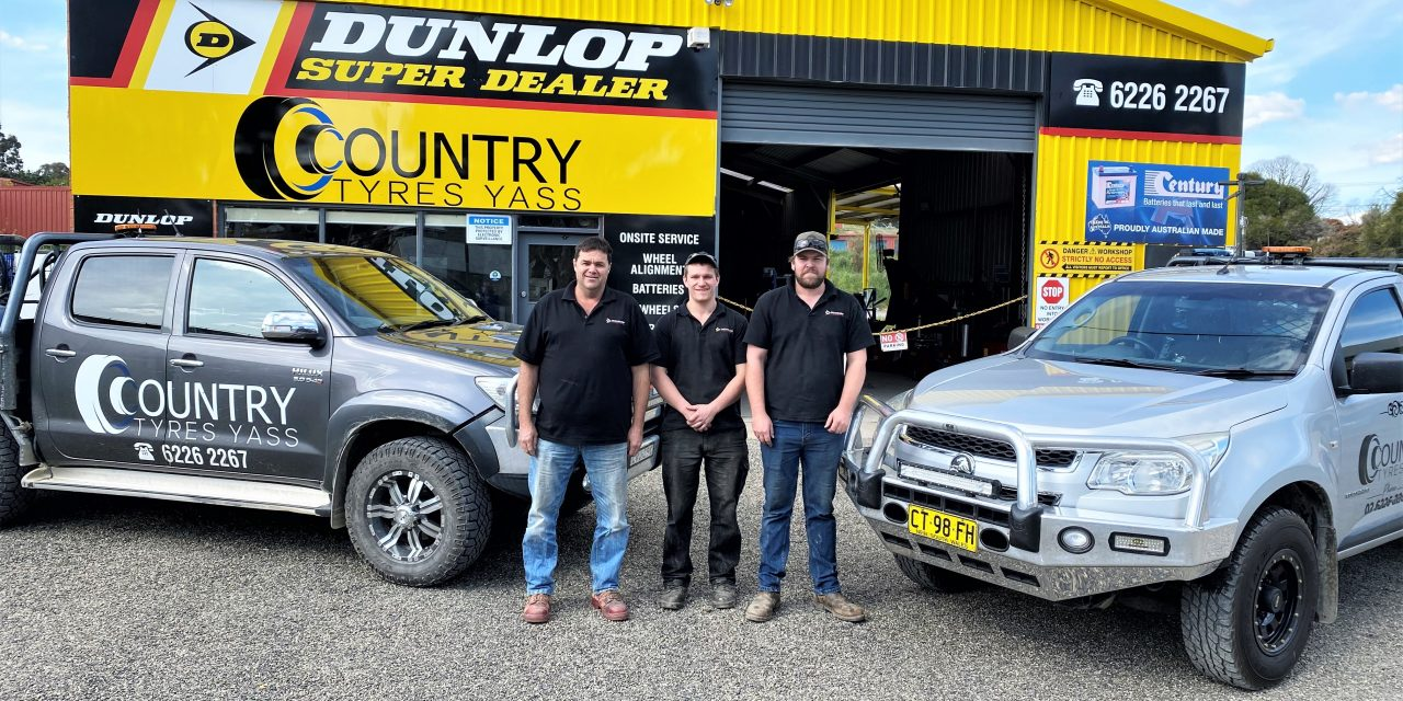 FREE safety checks at Country Tyres Yass before Christmas travels