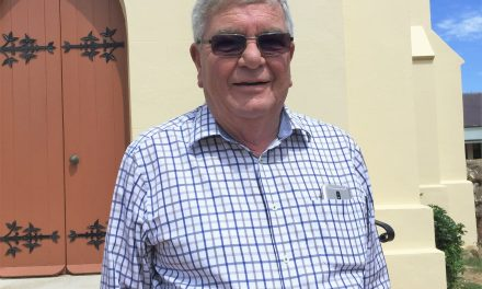 """""""It's been a wonderful experience"""" Father Mick Burke to leave Yass"""