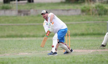 Cricket Round 8