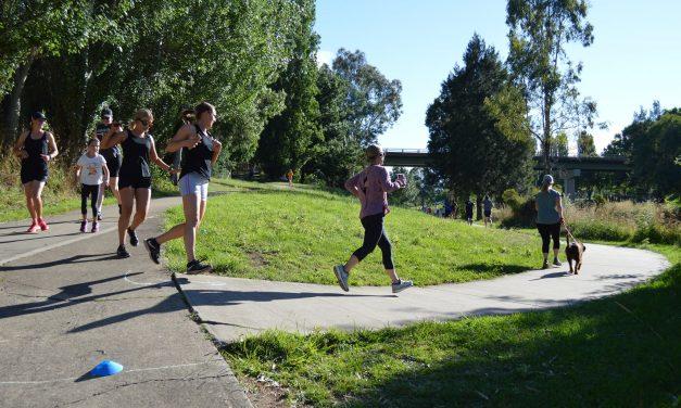 Yass Park Run success