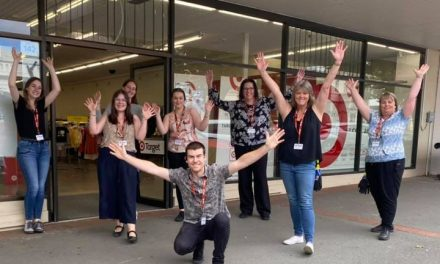 Target in Yass closes today ready for conversion to a different store