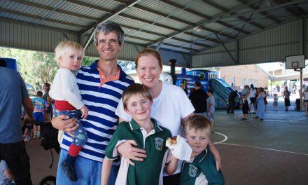 Berinba welcomes back families
