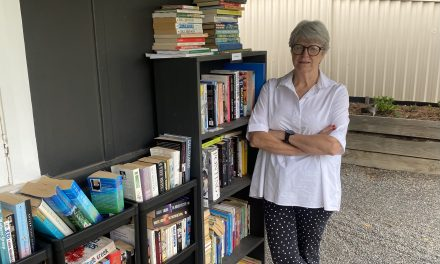 Street Library Grows in Yass