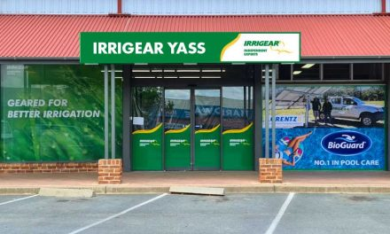 Irrigear sets up for success in Yass