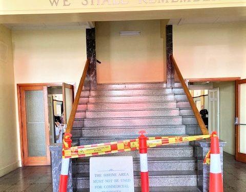 Save our hall