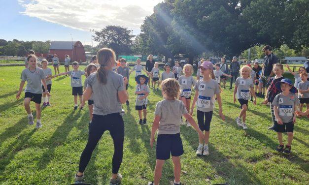 Murrumbateman Little Athletics celebrates