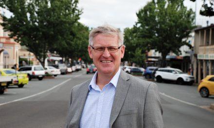 Water & Roads top priorities for Dugdell