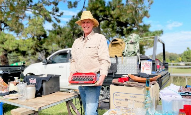Car boot sale revs up again to help Yass Show Grounds