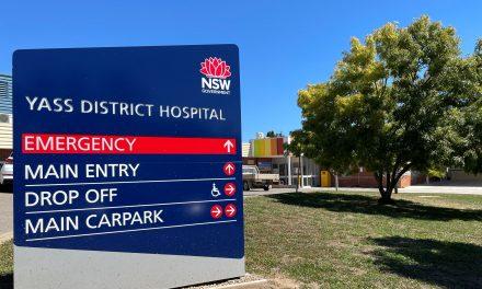Local member Opens Door to New Yass Hospital Planning