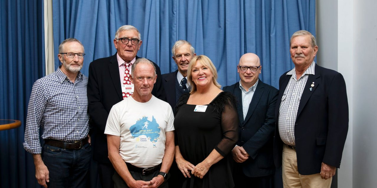 """""""Not alone"""" Yass Prostate Support Group officially launches"""