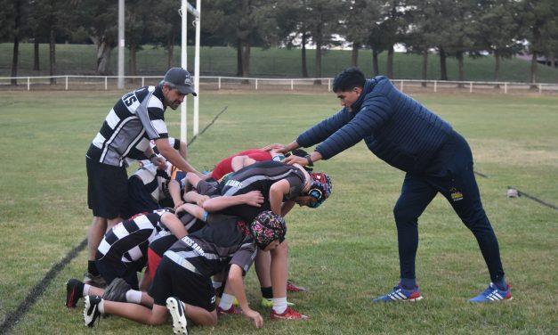 The Brumbies meet Junior Rams
