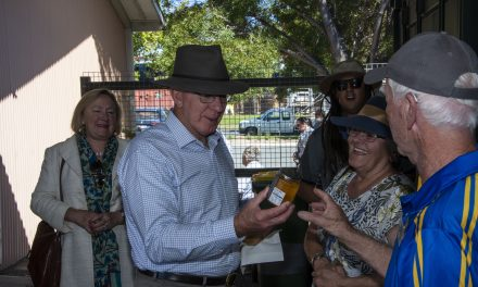 Governor-General visits local aged care facilities & Yass Valley Men's Shed