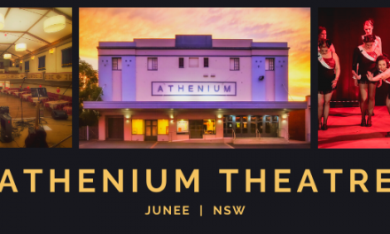 Junee's Theatre restoration a cue for Yass Liberty Theatre