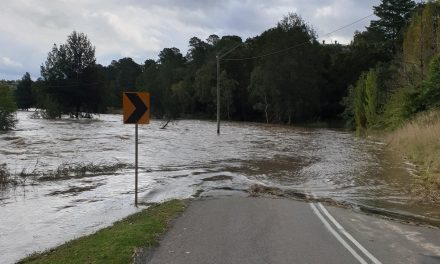 Yass Hospital & Memorial Hall  – Yass SES respond as widespread flooding hits NSW