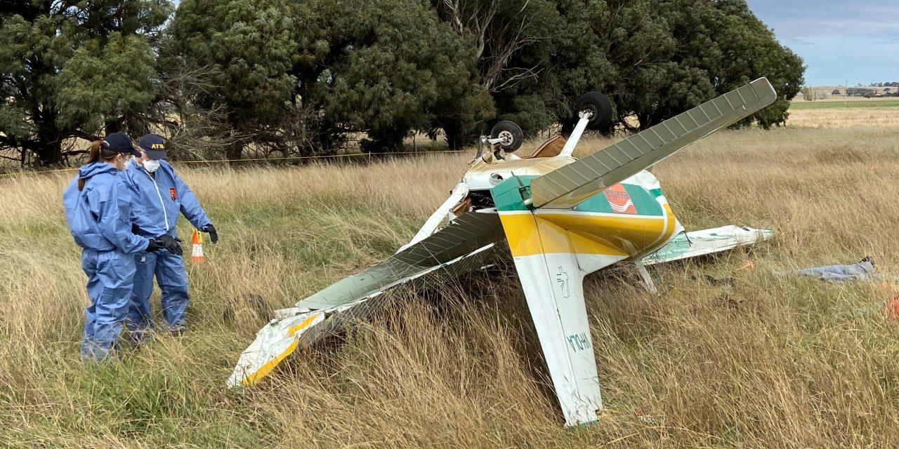 Two men die in tragic plane crash outside Sutton