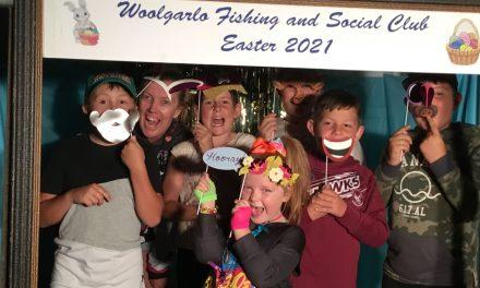 Successful Easter Weekend for Woolgarlo Fishing & Social Club