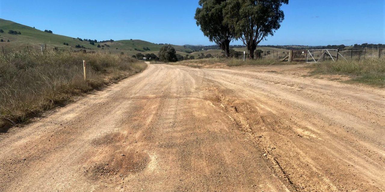 Black Range Road safety concerns