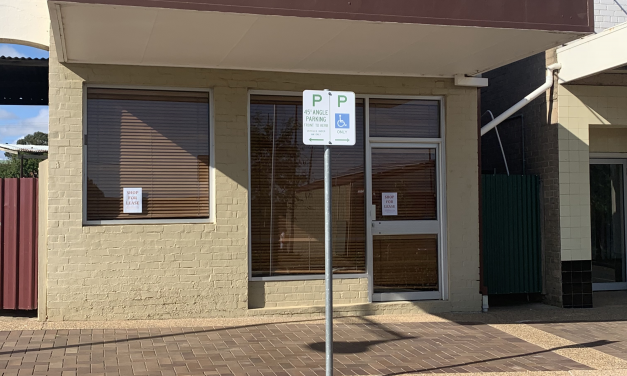 Great Shop for Lease in Harden CBD