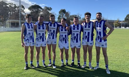 Roos demolish the Tricolours, as Eagles go down in tough loss to ANU