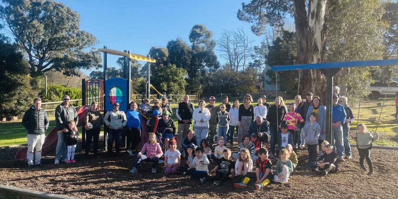 Murrumbateman families rally after dealt a $1.7 million 'Yass only playground' kick in the guts