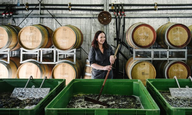 'Craft & Passion' the creative force behind Vintner's Daughter 'Wine Of the Week'