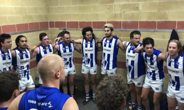 Roos back in winners list as Eagles experience tough first loss