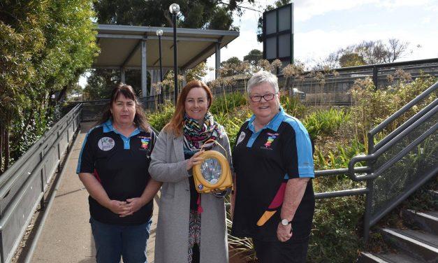SPIN Foundation donates defibrillators to schools