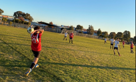 Three wins for the Senior Redbacks last weekend, as this weekends games are washed out