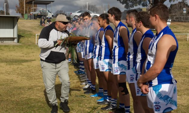 Roos win by 20 points but Eagles can hold their heads high